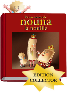 NOUNA COLLECTOR COUV